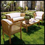 Bahçe mobilyası önerileri