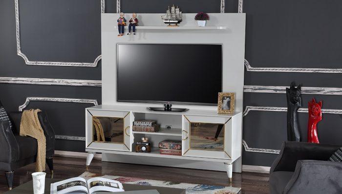 camila ipek mobilya tv duvar ünitesi
