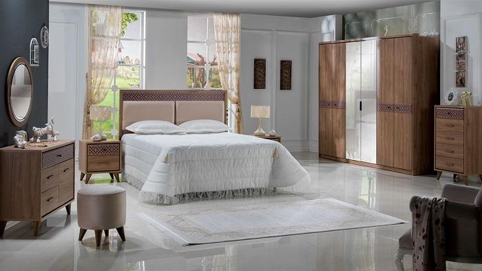 carina mondi yatak odası takımı