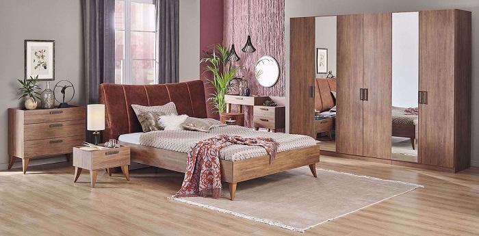 claudia kelebek yatak odası
