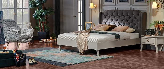 essen alfemo yatak odası
