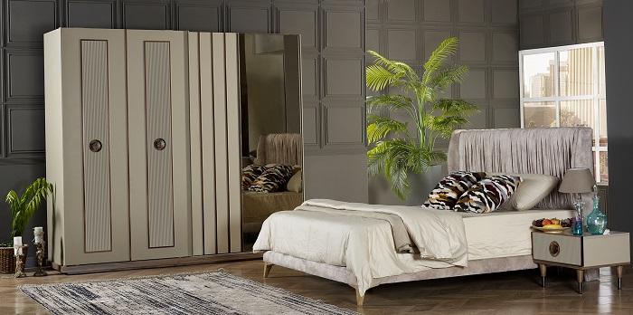 garden kilim yatak odası