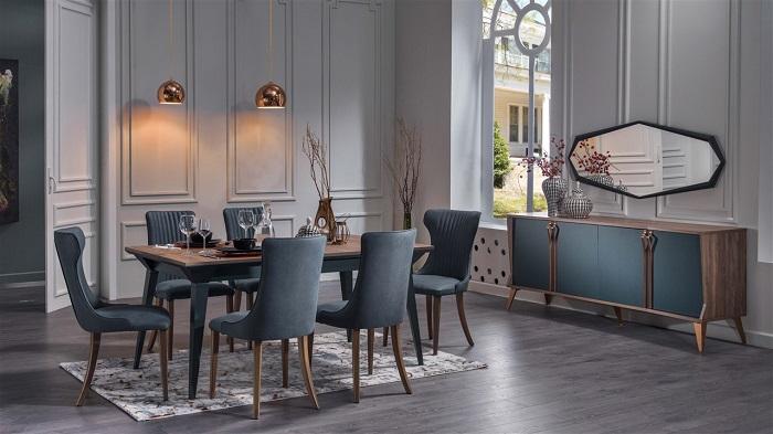 impera bellona yemek odası takımı