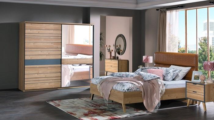 indigo istikbal yatak odası