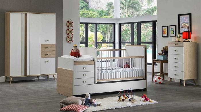 intro bellona bebek odası takımı