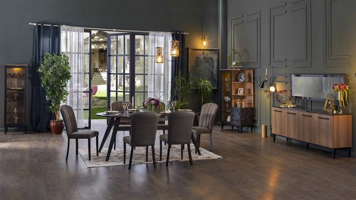 lofty bellona yemek odası takımı