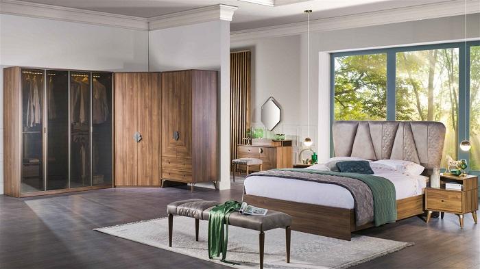 loren bellona yatak odası
