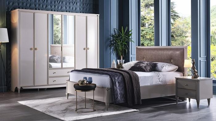 luxe istikbal yatak odası