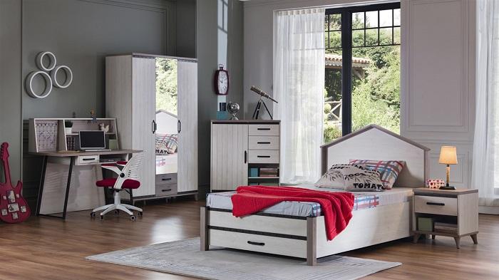 montes bellona genç odası
