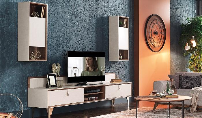 netha enza home televizyon tv ünitesi