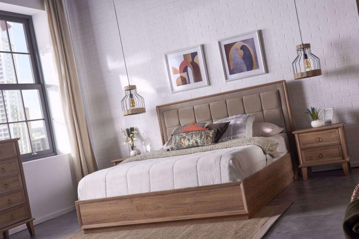 palermo pera doğtaş yatak odası takımı