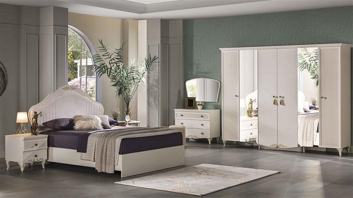 perlino bellona yatak odası