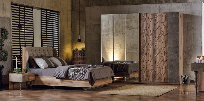 şehzade kilim yatak odası