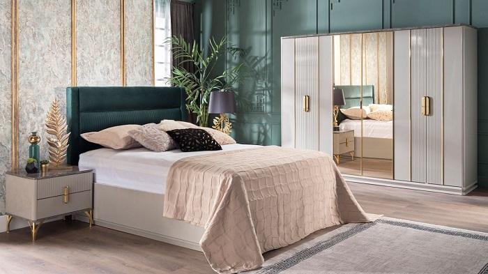 serra istikbal yatak odası