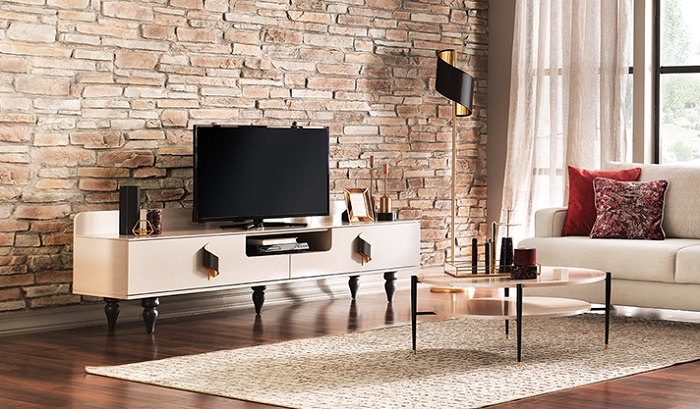 simena enza home televizyon tv ünitesi