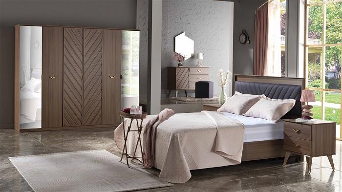 solena bellona yatak odası