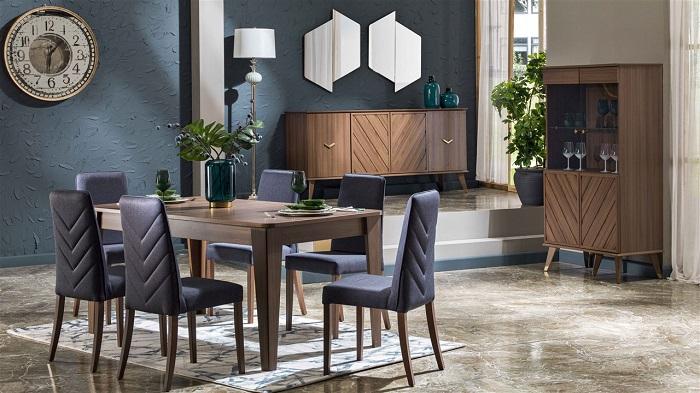 solena bellona yemek odası takımı