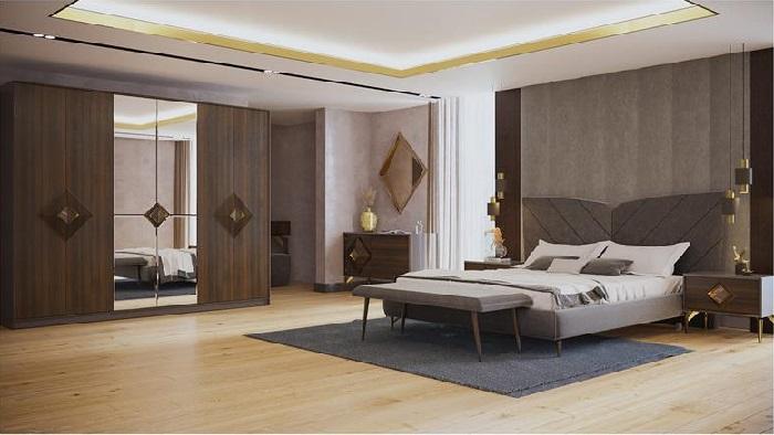 valentin doğtaş yatak odası takımı