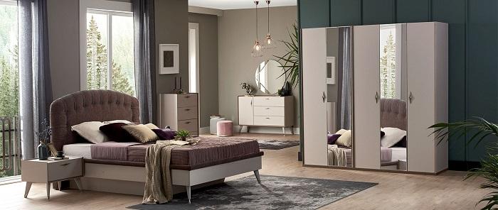 villa alfemo yatak odası