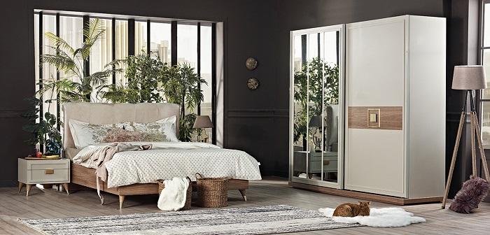yıldız kilim yatak odası