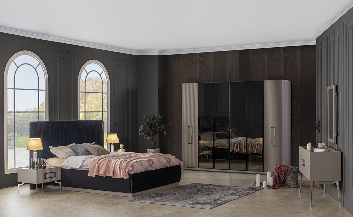 zirkon weltew yatak odası