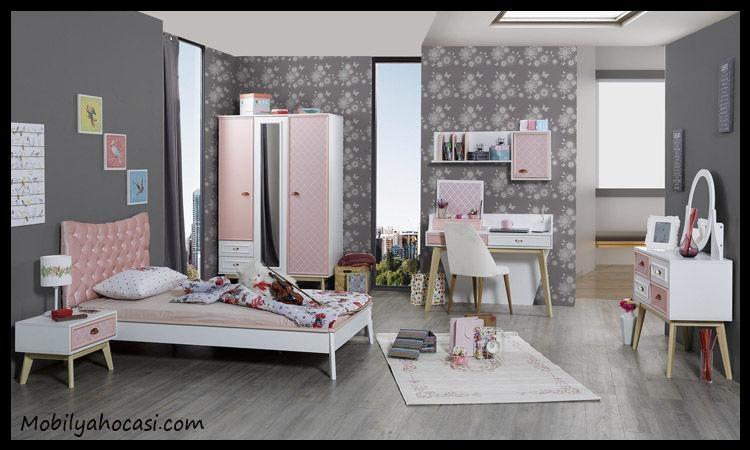 Enza genç odası modelleri