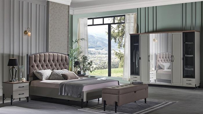 palvin bellona yatak odası