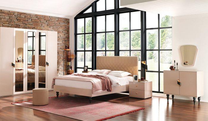 simena enza home yatak odası