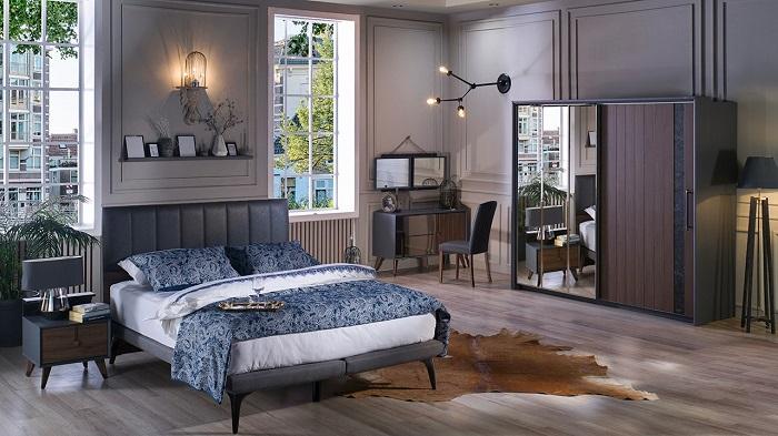 liva istikbal yatak odası