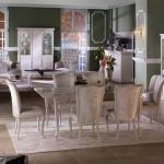 Barok yemek odası takımı