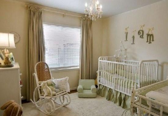Bebek Odası Dekorasyonu1