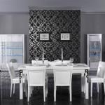Bianco yemek odası takımı