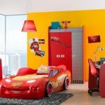 Cars erkek genç odası