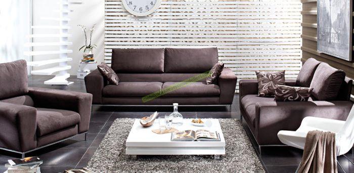 Emotion Salon Takımı 5.385 TL Ekstra modern, ekstra konforlu Bağımsızca ayarlanabilen üç bölümlü sırt yapısı sayesinde kişiye özel oturma rahatlığı Yaratıcı ve çarpıcı berjer seçenekleri, Tasarıma endüstriyel bir hava katan metal ayak kullanımı