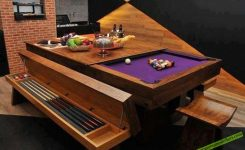 Bilardo yemek masası modelleri