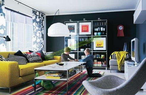 Ikea 2019  ilginç oturma odası