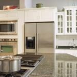 Klasik kelebek mutfak modeli