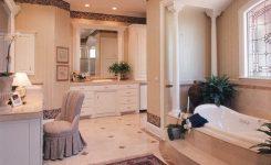 Resimli banyo dekorasyon örnekleri