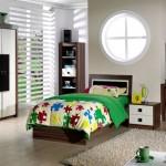 Mondi punto genç odası krem renkli