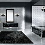 Siyah beyaz dekorasyon fikirleri2