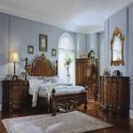 Antika yatak odası takımları