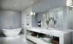 Amerikan Tipi Modern Banyo Dekorasyonları