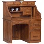 Kahverengi çalışma masası