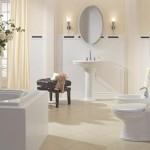 Dekoratif beyaz banyo meşale şeklinde ikili aplik