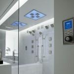 Dokunmatik ayarlanabilir modern ultra lüks banyolar
