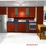 Hazır mutfak dolapları