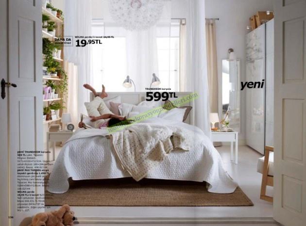 Ikea Mobilya Yatak Odasi Takimlari Ve Fiyatlari 2019