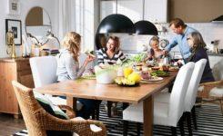 Ikea mobilya yemek odası takımları ve fiyatları