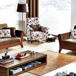 Kelebek mobilya modern oturma grubu