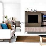 Klasik duvar ünitesi weltew mobilya
